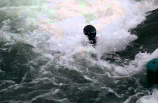 Cergy sécu eaux vives 2010 - vidéo 1 - journée sécurité du CRIFCK