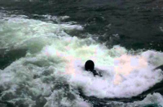 Cergy sécu eaux vives 2010 - vidéo 2 - journée sécurité du CRIFCK