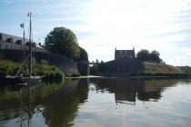 Photo - Au pays des châteaux, Loire, en canoë