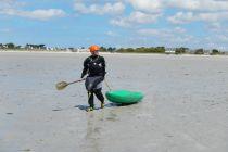 Photo - Stage mer en kayak de rivière (si, si !) - Petits bateaux