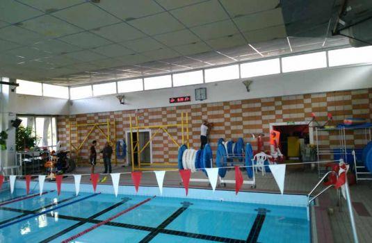 Photo - Transfèrement à la piscine de la Plaine