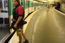 Kayak extrême - Traversée de Paris 2005