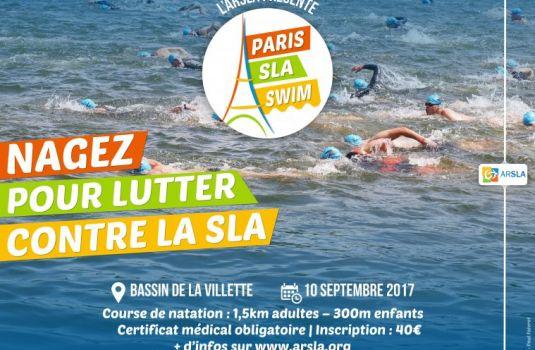 Photo - ANNULE - Paris SLA swim 2017