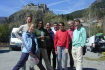 Photo de groupe - Alpes