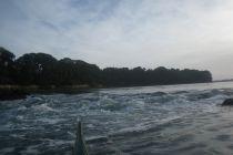 Photo - Kayak de mer dans le Morbihan