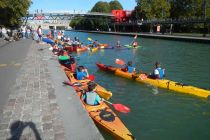 Photo - SVS2018 - Kayak à la Villette